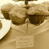 Coconut cupcakes!